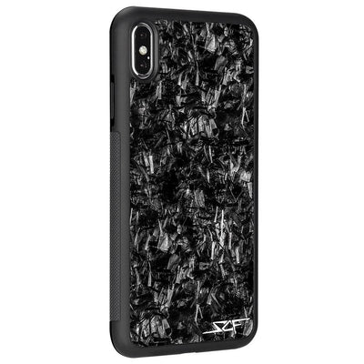 iPhone XS Max Real Forged Carbon Fiber Phone Case | CLASSIC Series