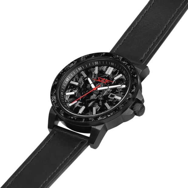 ● MONZA● APOLLO Series Forged Carbon Fiber Watch 1