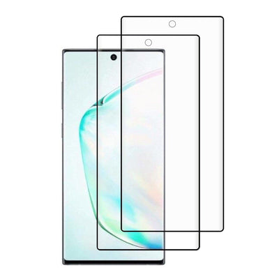 (NOTE 10+) Shatterproof 3D Curve Screen Guard (2 Pack)