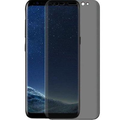 (NOTE 8) Shatterproof 3D Curve Screen Guard (Privacy Edition)