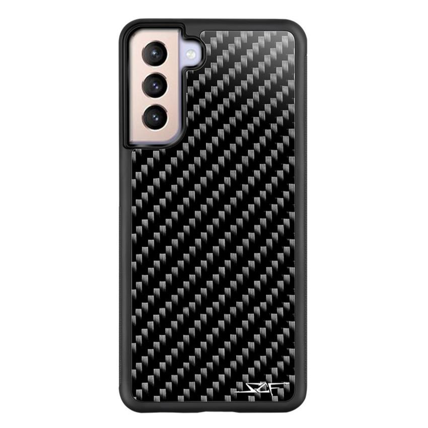 Samsung S21 Real Carbon Fiber Phone Case | CLASSIC Series