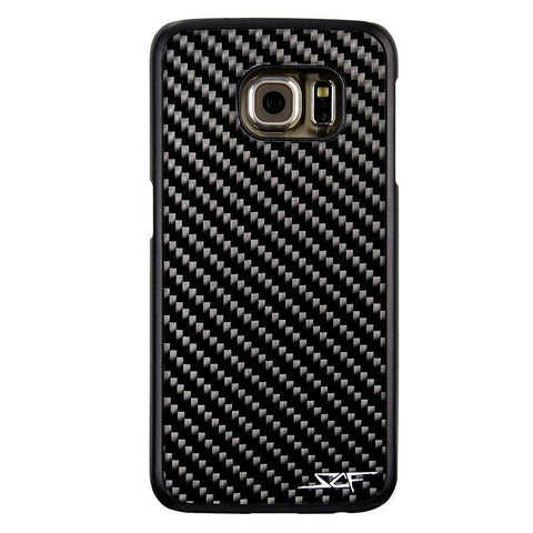 Samsung S6 EDGE Real Carbon Fiber Case [Final Edition]