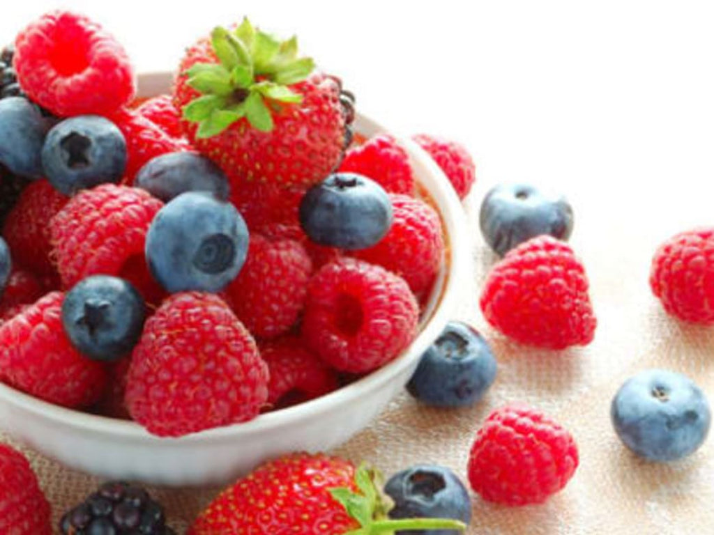 The Benefits of a Colorful Diet with Anthocyanin-Rich Foods