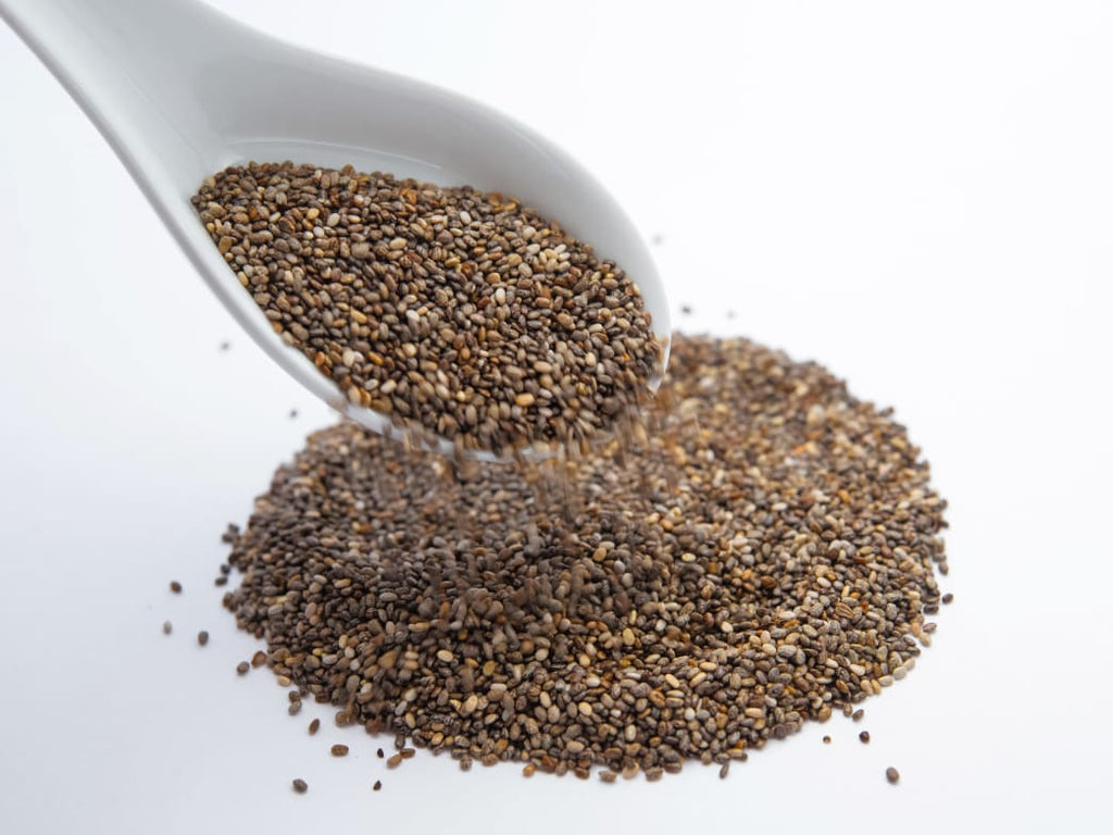 The Many Health Benefits of Chia Seeds