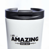Total Tea Extras Amazing Creme Stainless Steel Tumbler - 17oz