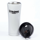Total Tea Extras Strong Creme Stainless Steel Tumbler - 17oz