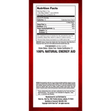 Herbal Energy Tea Nutrition Facts - Total Tea