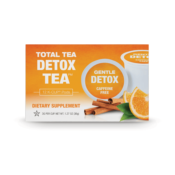 Total Tea - Kcup Herbal Tea Default Gentle Detox Tea KCUP
