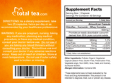 Total Tea Supplements 60 Chiroflex Turmeric Curcumin