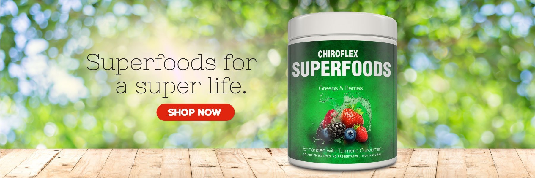 ChiroFlex Superfoods