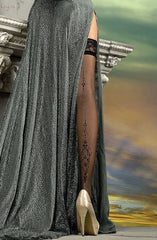 Ballerina Hold Ups 211 - Hold Up Stockings - Ballerina - Charm and Lace Boutique