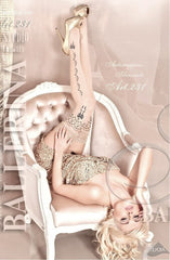 Ballerina Hold Ups 231 - Hold Up Stockings - Ballerina - Charm and Lace Boutique
