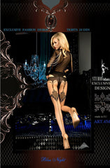 Ballerina Tights 454 (Skin) - Tights - Ballerina - Charm and Lace Boutique