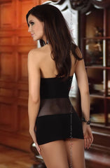 Beauty Night Martine Chemise Set - Chemises - Beauty Night - Charm and Lace Boutique