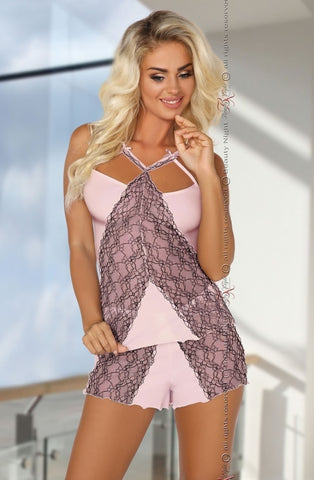 Beauty Night Miracle Set (Pink) - Lingerie Sets - Beauty Night - Charm and Lace Boutique