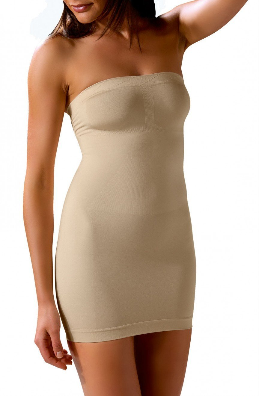 Control Body Gold Shaping Dress (Medium Support) - Dresses - Control Body - Charm and Lace Boutique