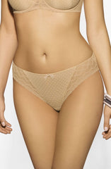 Corin Beverly Brief (Skin) - Briefs - Corin - Charm and Lace Boutique