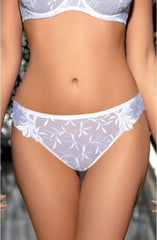 Corin Delfina Thong (White) - Thongs - Corin - Charm and Lace Boutique