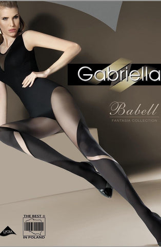 Gabriella Babell Fantasia Tights - Tights - Gabriella - Charm and Lace Boutique