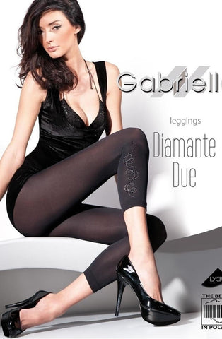 Gabriella Diamante Due Leggings - Leggings - Gabriella - Charm and Lace Boutique