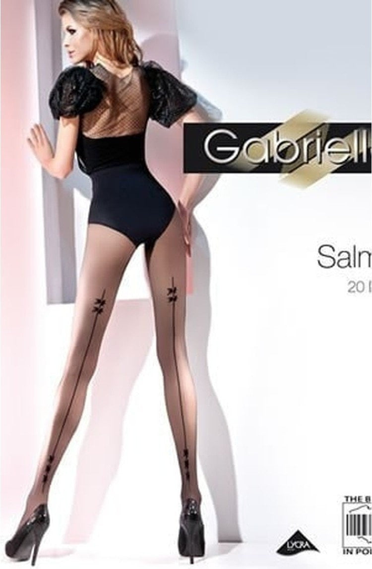 Gabriella Fantasia Salma Tights - Tights - Gabriella - Charm and Lace Boutique
