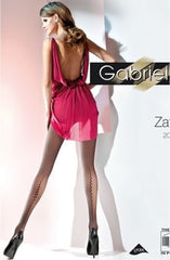 Gabriella Fantasia Zafira Tights 364 - Tights - Gabriella - Charm and Lace Boutique