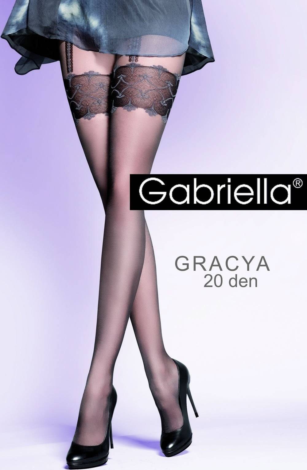 Gabriella Gracya Tights - Tights - Gabriella - Charm and Lace Boutique