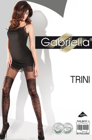 Gabriella Trini Tights - Tights - Gabriella - Charm and Lace Boutique