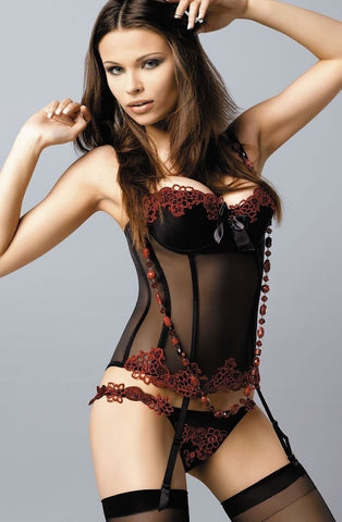 Gracya Mon Amour Corset - Corsets - Gracya - Charm and Lace Boutique