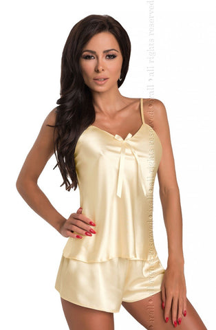 Irall Aria Set (Cream) - Camisole Sets - Irall - Charm and Lace Boutique