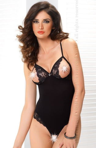 Irall Erotic Felicity Teddy - Teddys - Irall Erotic - Charm and Lace Boutique
