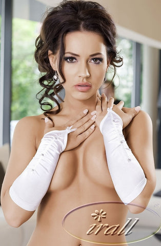 Irall Erotic Victoria Gloves - Gloves - Irall Erotic - Charm and Lace Boutique