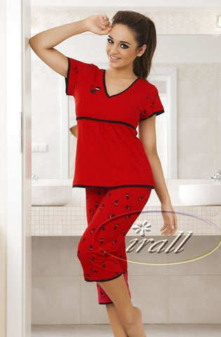 Irall Iliana Pyjama Set - Pyjama Sets - Irall - Charm and Lace Boutique