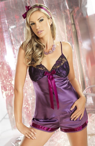 Irall Tiffany Camisole Set - Camisole Sets - Irall - Charm and Lace Boutique