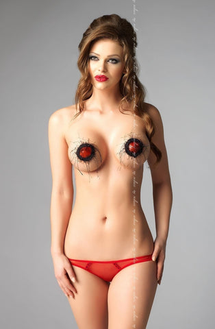 Me Seduce Nipple Pasties C011 - Nipple Pasties - Me Seduce - Charm and Lace Boutique