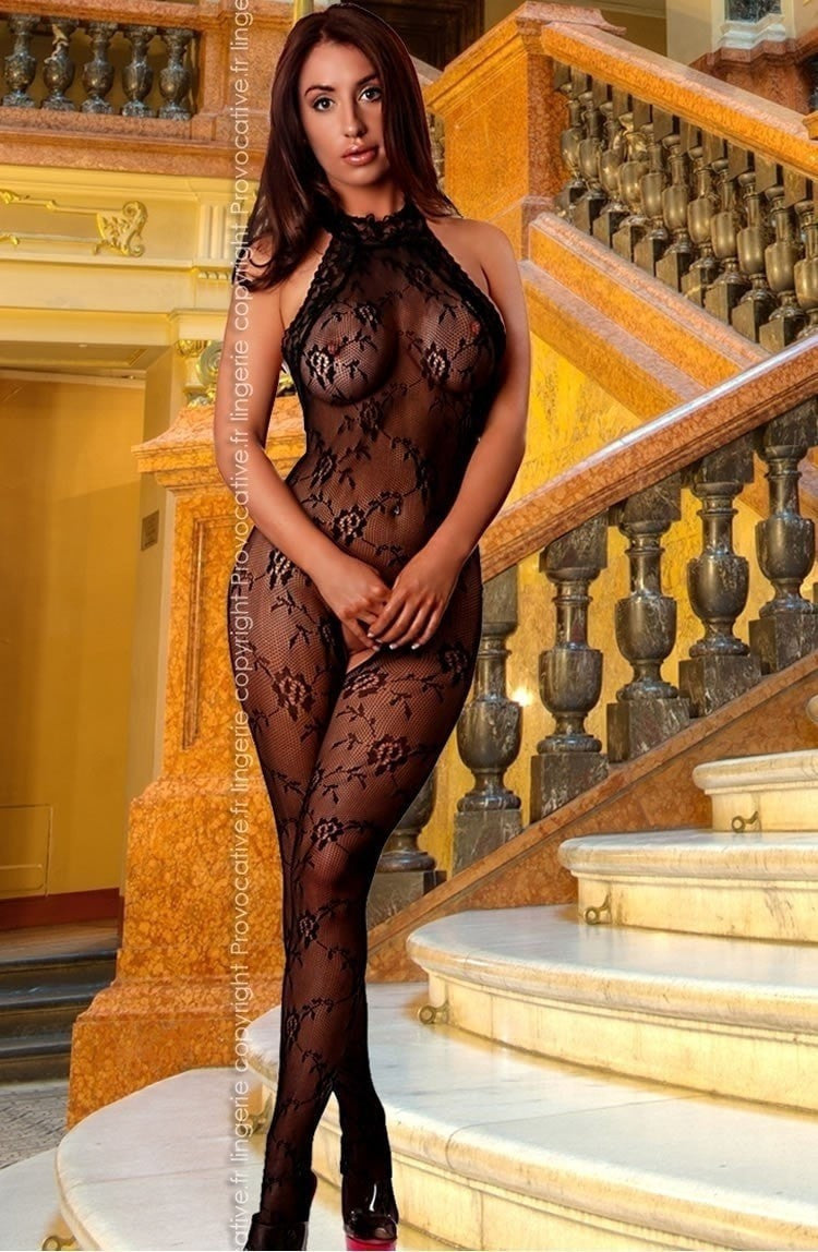 Provocative Body Stocking PR4174 - Body Stockings - Provocative - Charm and Lace Boutique