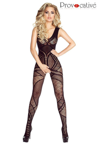 Provocative Bodystocking PR4692 - Body Stockings - Provocative - Charm and Lace Boutique