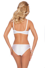 Roza Kalisi Brief (White) - Briefs - Roza - Charm and Lace Boutique