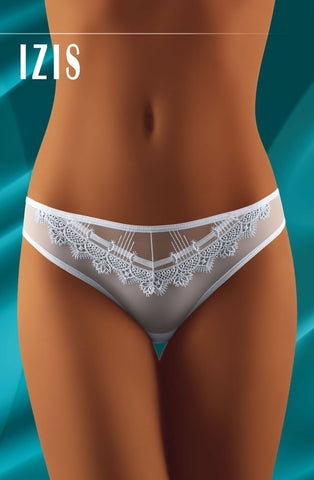 Wolbar Izis Brief - Briefs - Wolbar - Charm and Lace Boutique