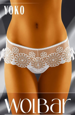 Wolbar Yoko Thong - Briefs - Wolbar - Charm and Lace Boutique