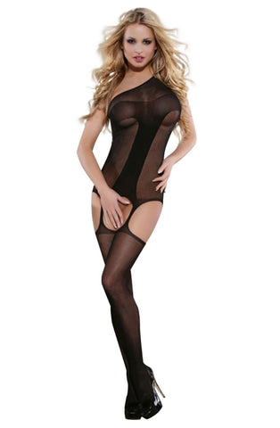 YesX Bodystocking YX406 - Body Stockings - YesX - Charm and Lace Boutique