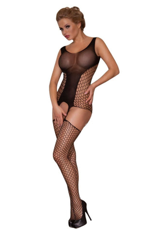 YesX Bodystocking YX409 - Body Stockings - YesX - Charm and Lace Boutique