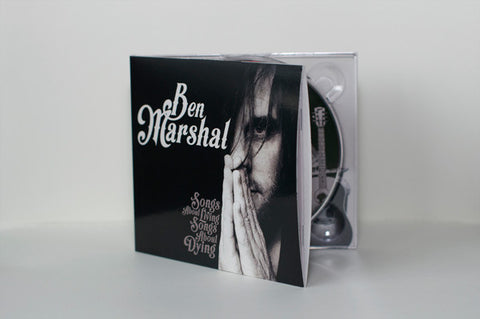 Ben Marshal - Songs About Living ~ Songs About Dying - CD