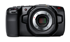 Blackmagic Design Pocket Cinema Camera 4K (Lens not included)