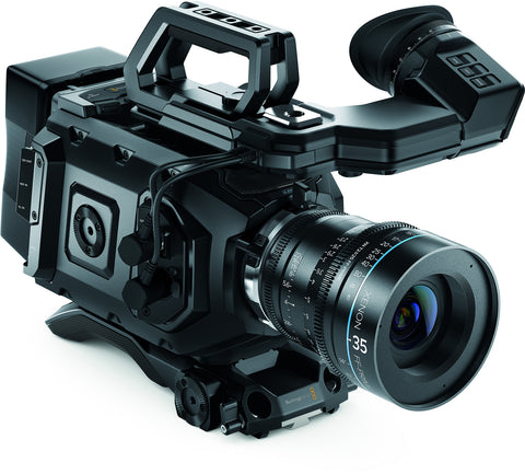 Blackmagic Ursa Mini - 4.6K & 4K