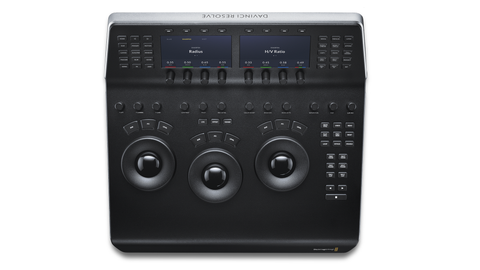DaVinci Resolve Mini Control Panel