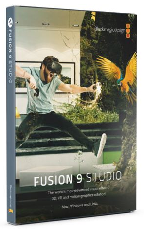 DaVinci Fusion - Studio License Dongle (Linux/Mac/Windows)