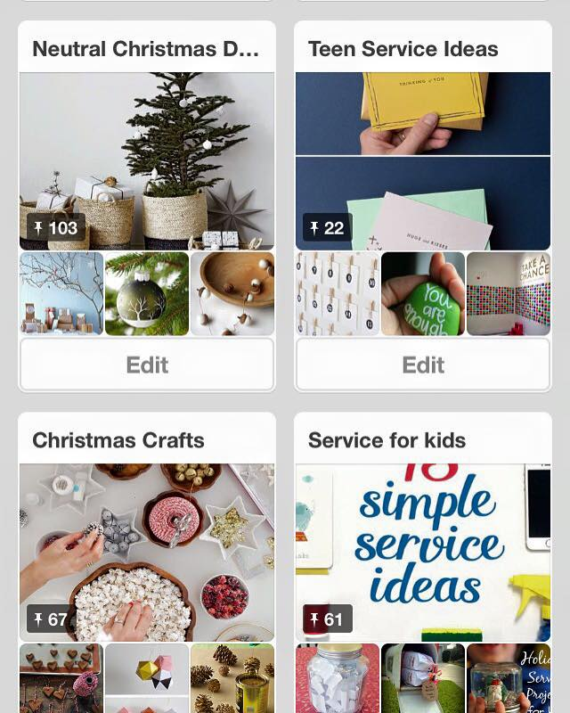 Check out our Pinterest page!