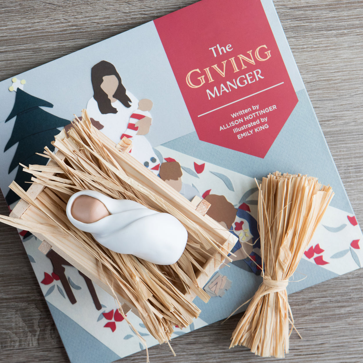 The Giving Manger - A Christmas Tradition - Box Set