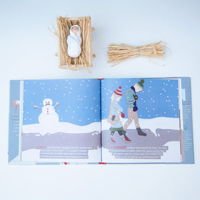 The Giving Manger - A Christmas Tradition *limited stock remaining*